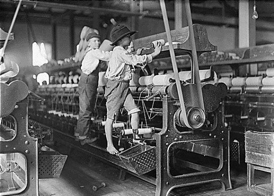 La segunda revoluci n industrial la factoria historica - Empresas en inglaterra ...
