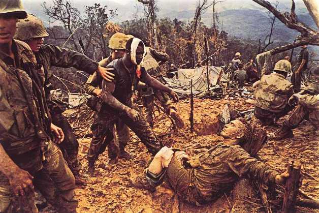 La Guerra Del Vietnam La Factoria Historica