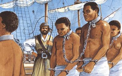 La esclavitud en la era moderna  La Factoria Historica