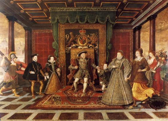 MP Vae Victis Family_of_henry_viii_an_allegory_of_the_tudor_succession