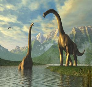 comportamiento de los dinosaurios:
