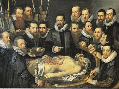 Anatomía Humana.: Historia de la Anatomía.